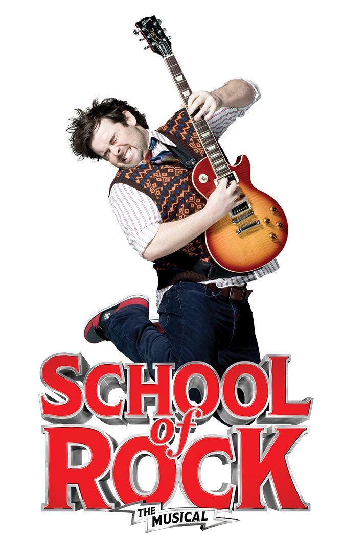 School Of Rock Keyart