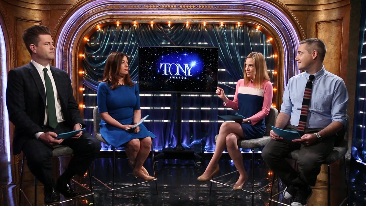 Still - The Broadway.com Show - Roundtable