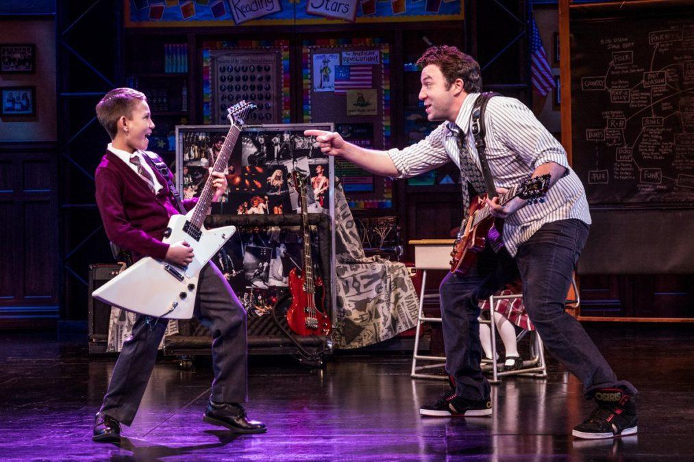 National Tour Show Photos-School of Rock-10/18-Matthew Murphy