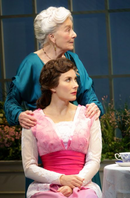 Show Photos - My Fair Lady - 11/18 - Laura Benanti - Rosemary Harris - Photo: Joan Marcus