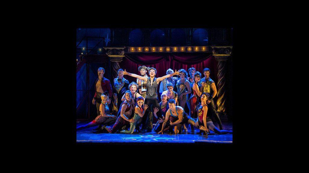 TOUR - Pippin - Broadway Balances America - wide - 10/14