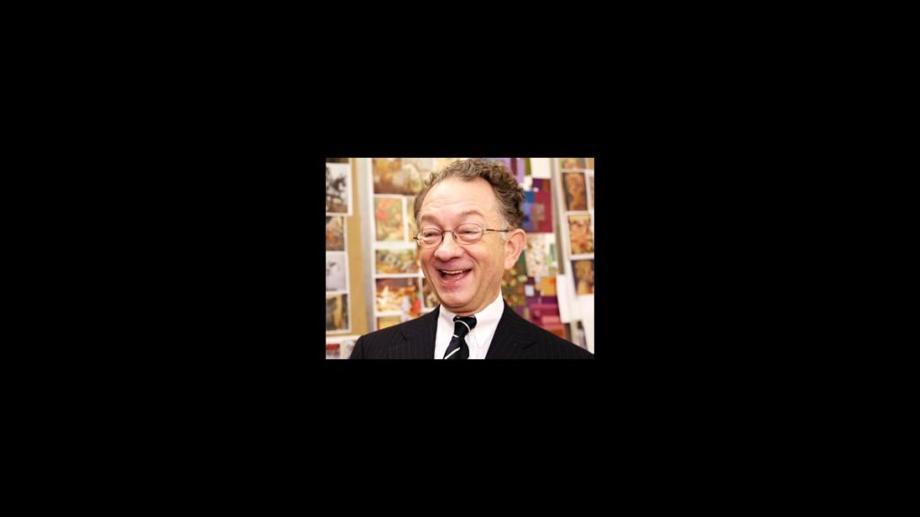 Video Still - Designing Broadway - William Ivey Long - square - 6/13
