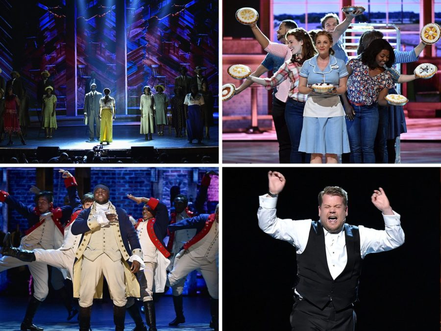 The Color Purple - Waitress - Opening Number - Hamilton - Getty - Theo Wargo - 6/16