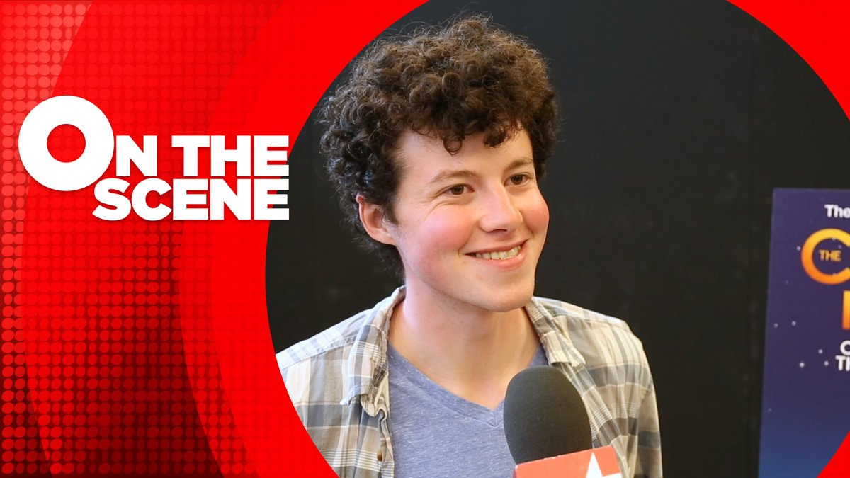 On the Scene - Curious Incident Tour