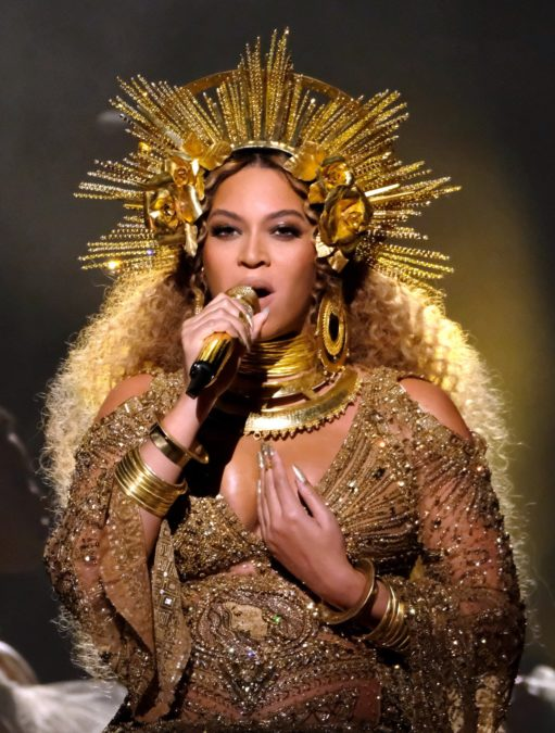 Beyonce - Larry Busacca/Getty Images - 2/17