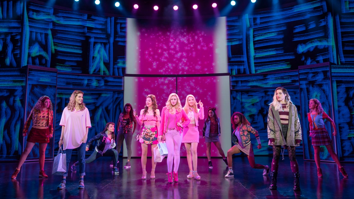 TOUR-Mean Girls-Production Photos-Joan Marcus-11/19
