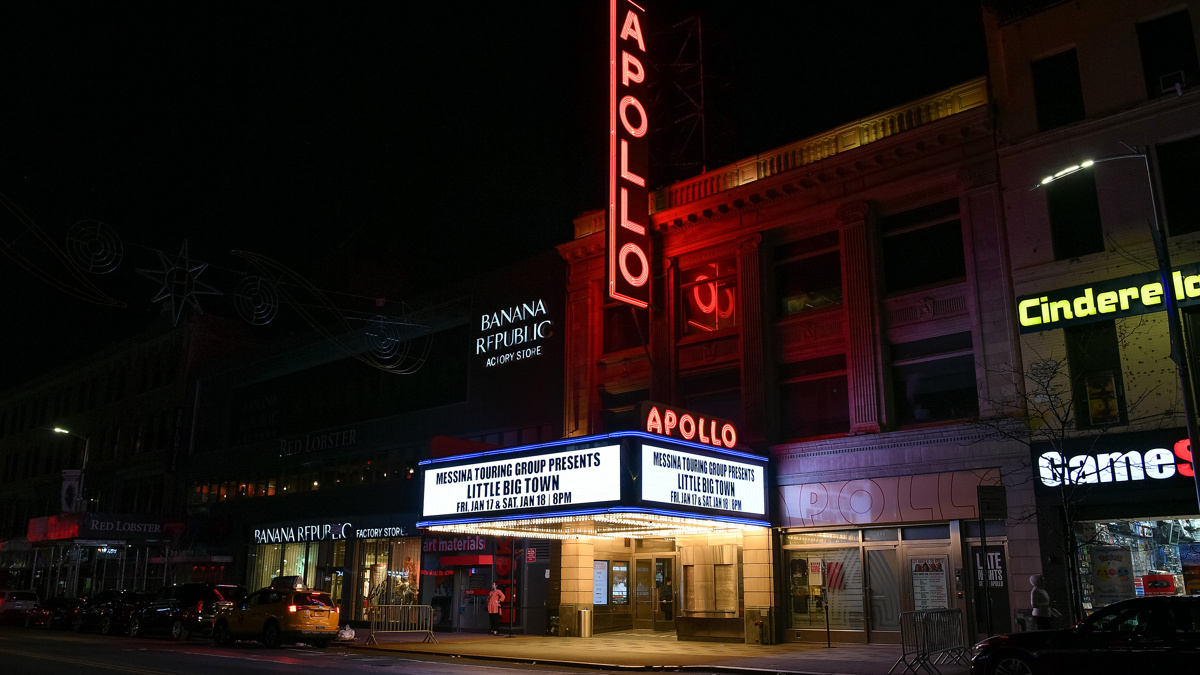 The Apollo Theater - 1/20 - Dia Dipasupil/Getty Images