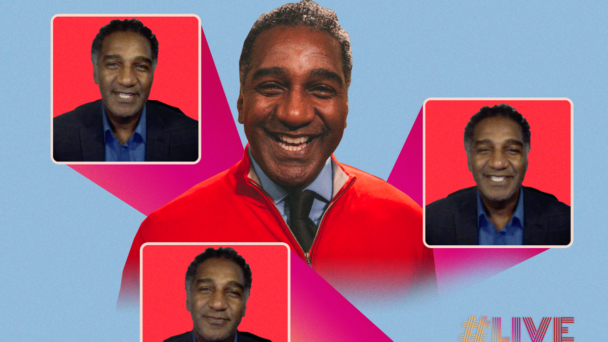 Live at Five Home Edition - Norm Lewis - 6/20